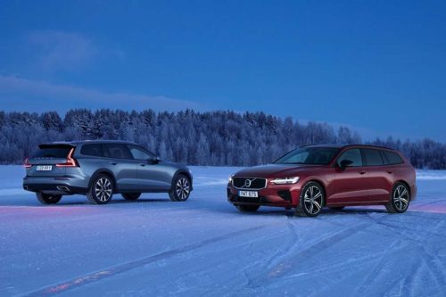 Volvo planning dual wagon attack