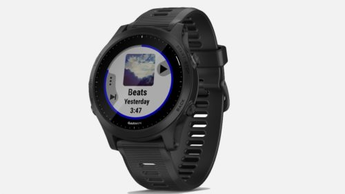 Garmin Forerunner 945 brings the music and mapping for triathlon lovers