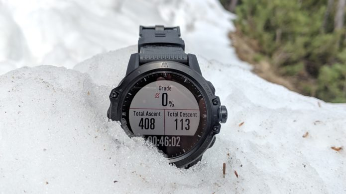 Coros Vertix in-depth hands on: Hitting the mountains with the Fenix rival