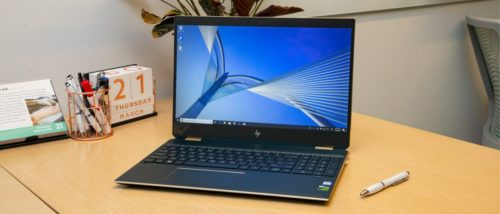 HP Spectre x360 15T (2019) review