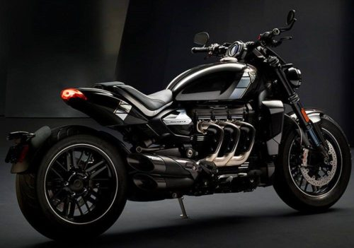 2019 Triumph Rocket 3 TFC Revealed with Ginormous 2500cc Triple