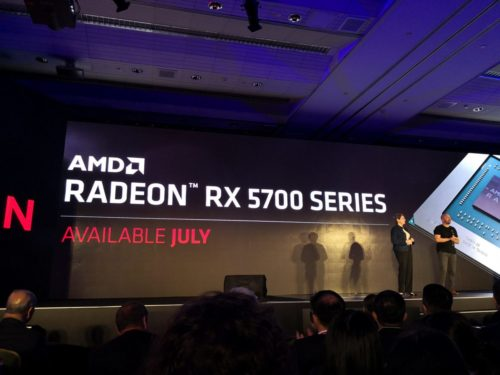 AMD Navi Radeon RX5000 family announced: Prices incoming 10th of June