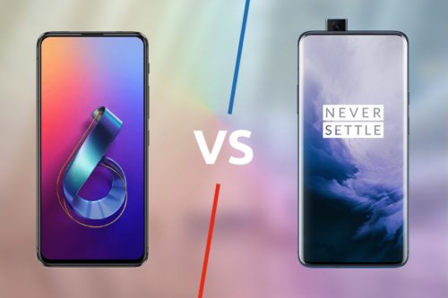 Asus ZenFone 6 vs OnePlus 7 Pro: What's the difference?