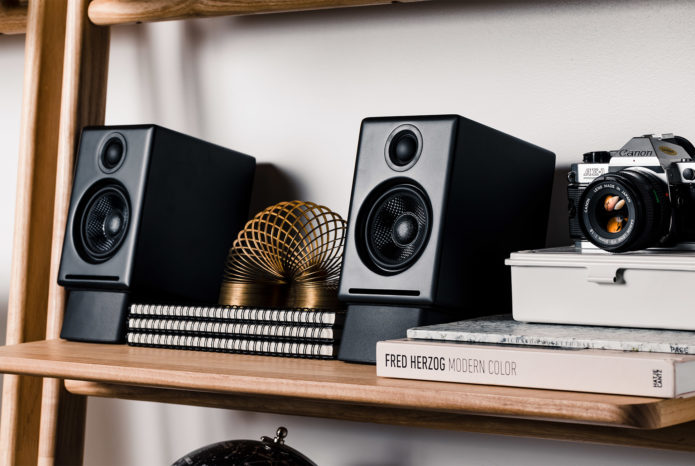 Audioengine A2+ Wireless These Affordable Speakers Are the Perfect Desktop Upgrade