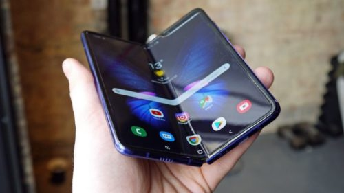 Samsung apparently has a plan to fix the Samsung Galaxy Fold
