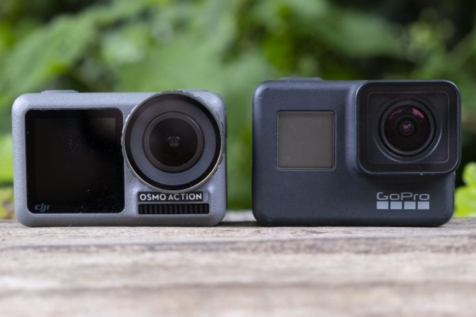 DJI Osmo Action vs GoPro Hero 7 Black: which action camera should you buy?