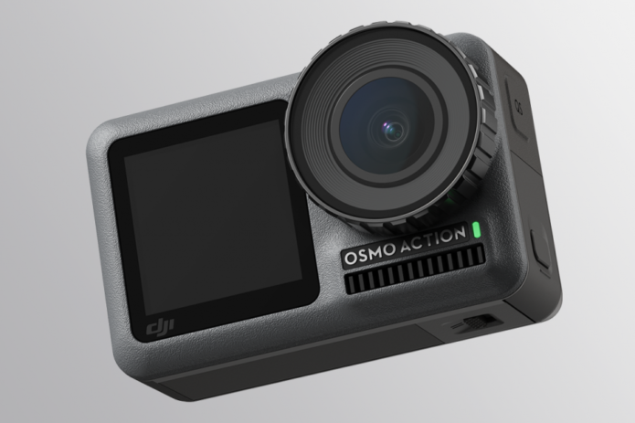 The DJI Osmo Action is a dual-screen GoPro killer