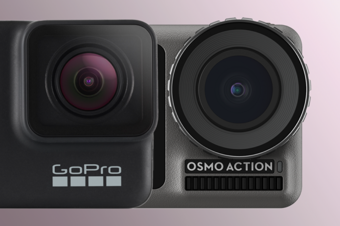 DJI's Osmo Action will only make the GoPro Hero 8 Black better