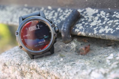 Coros Vertix is an outdoor watch with Garmin's Fenix in its sights