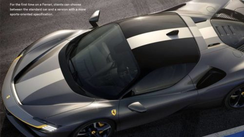 Ferrari SF90 Stradale PHEV has nearly 1000hp