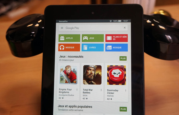 How to Get Google Play on Your Fire Tablet