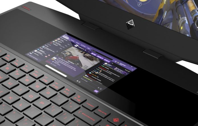 HP's dual-screen OMEN X 2S gaming laptop looks like a super-sized Nintendo DS