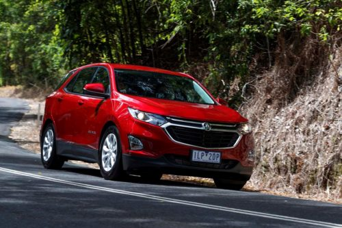 2019 Holden Equinox v Kia Sportage comparison : Family five-seaters face off