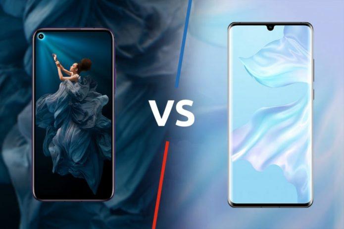 Honor 20 Pro vs Huawei P30 Pro: Sibling rivalry