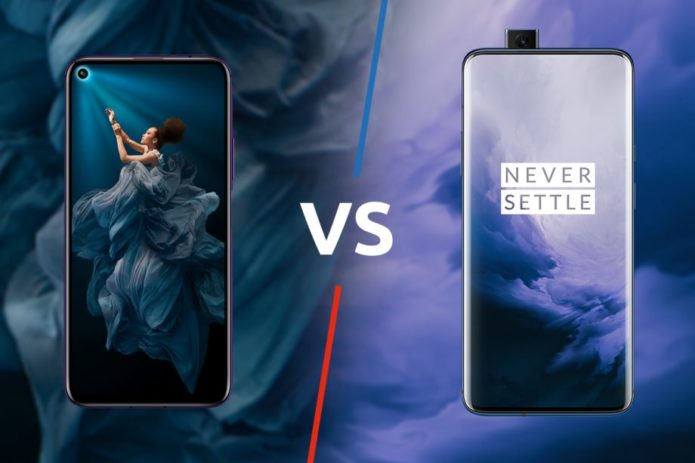 Honor 20 Pro vs OnePlus 7 Pro: Affordable flagship rivals