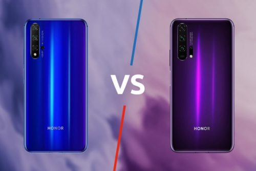 Honor 20 Pro vs Honor 20: 4 big changes you need to know about