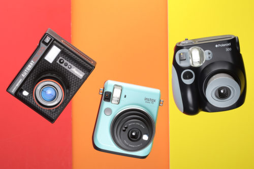2019 Buying Guide: Best instant cameras