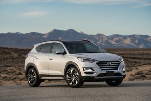 2019 Hyundai Tucson Ultimate AWD Review