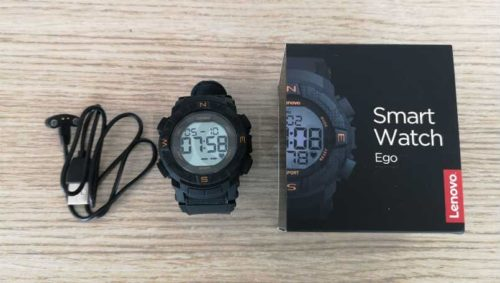 Lenovo Ego smartwatch review: Number of good features, but needs polishing