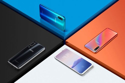 Pixel 3a and Honor 20 Pro might have some serious competition from the Meizu 16Xs