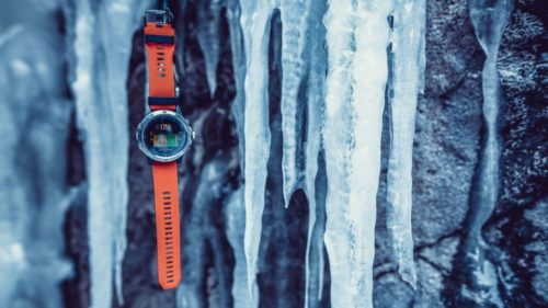 Cortos Vertix is a Garmin Fenix competitor designed to go up mountains