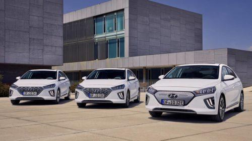Hyundai talks updates for the new IONIQ
