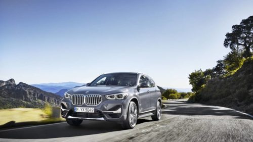 New BMW X1 has three and four-cylinder power options