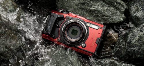 Olympus launches Tough TG-6 waterproof compact, and we're not entirely sure why