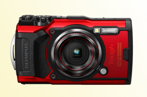 The Olympus TG-6 is the successor to our favourite waterproof camera