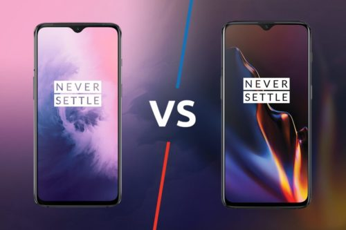 OnePlus 7 vs OnePlus 6T: a modest upgrade unless you go for the OnePlus 7 Pro