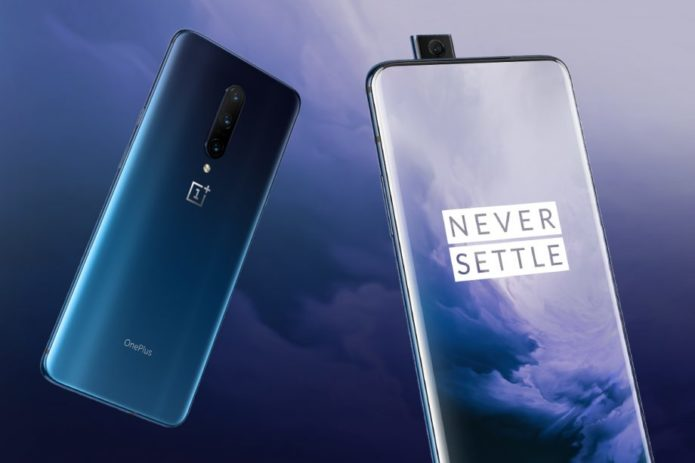 OnePlus would really prefer you to buy the Pro version of the OnePlus 7