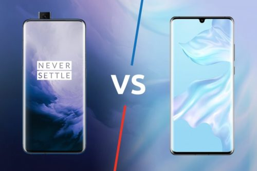 OnePlus 7 Pro vs Huawei P30 Pro: Amazing screen or stunning camera?