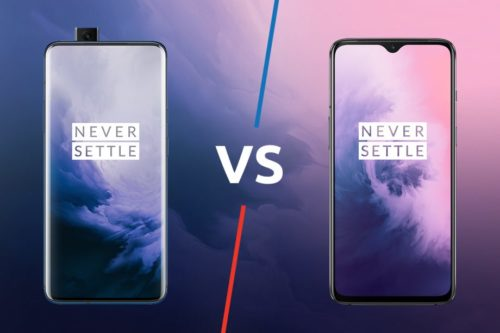 OnePlus 7 Pro vs OnePlus 7: 5 huge differences