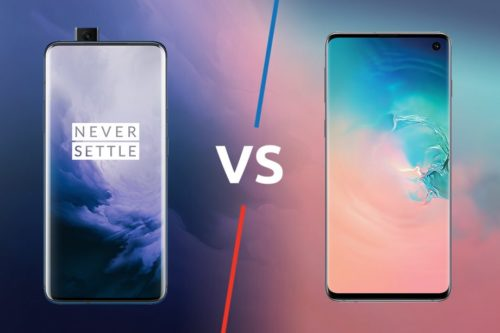 OnePlus 7 Pro vs Samsung Galaxy S10: What's the difference?