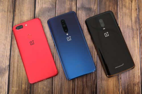 The OnePlus 5 and 5T have a Q for you, but it might take a while
