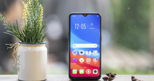 OPPO A5s Hands-on, Benchmarks