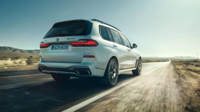 2020 BMW X5 M50i and X7 M50i give SUVs a 530hp twin-turbo V8