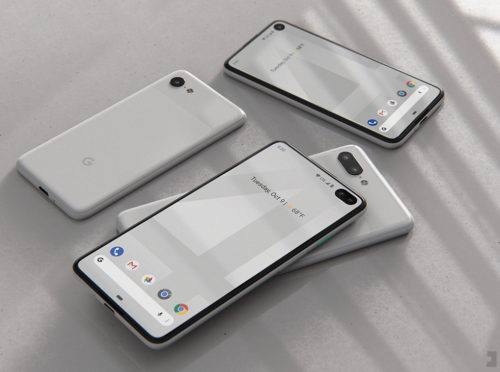 Google Pixel 4 will reportedly ditch physical buttons and display notch