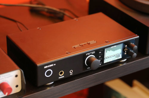 RME ADI-2 DAC Review: Give your music some German engineering.