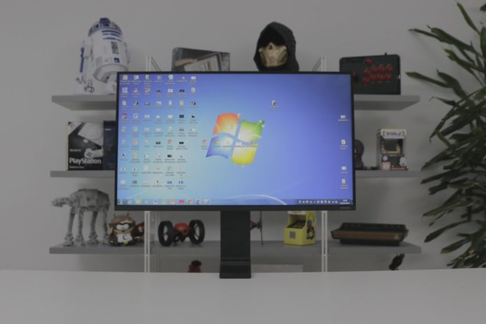 Samsung Space Monitor S32R750U Review
