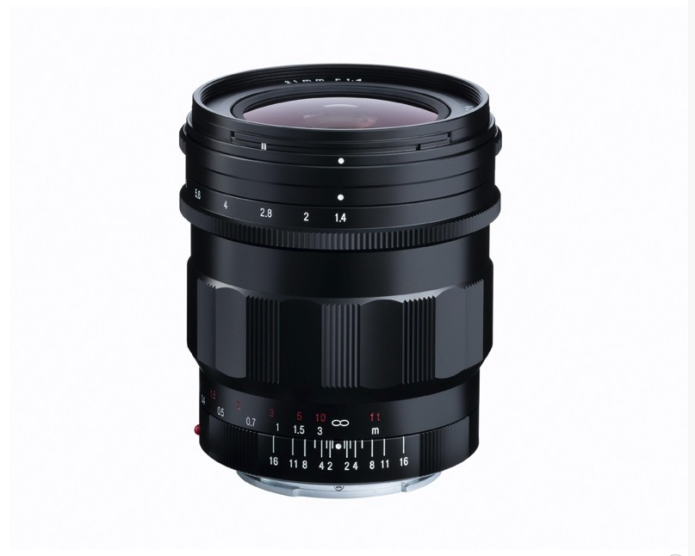 Voigtländer Nokton 21mm F1.4 Aspherical Lens for Sony E-Mount
