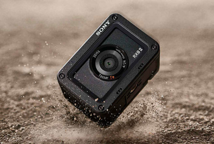 Sony RX0 II Review: Don't Call It a GoPro - This Isn't Your Average Action Camera