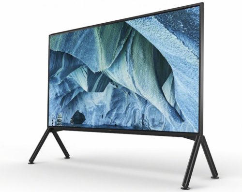 Sony KD-85ZG9 8K TV review : Sony's first foray into 8K is an absolute barnstormer