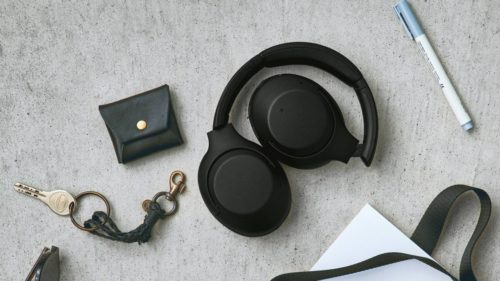 Sony XB900N noise-canceling headphones have big bass, lower price