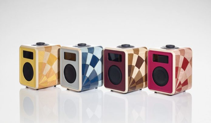 Luxury brand Linley and Ruark team up for the Tempo Radio