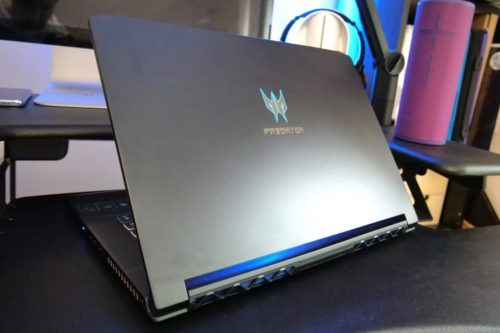 Acer Predator Triton 500 – Review-in-progress