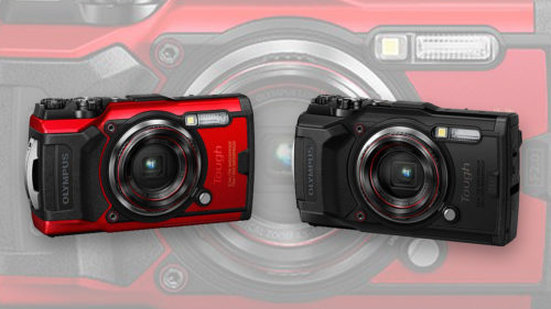Olympus unveils new TG-6 waterproof camera, successor to the wildly popular TG-5