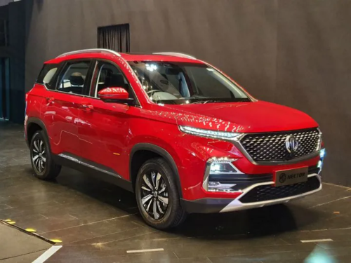 MG Hector Vs Mahindra XUV500 Spec comparison