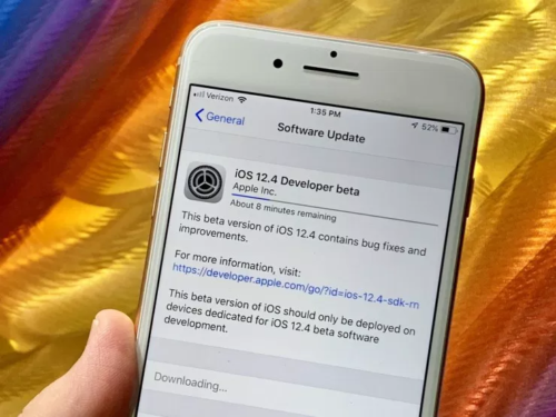5 Things to Know About the iOS 12.4 Update