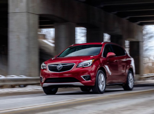 The 2019 Buick Envision Is a Better Buick, but Will You Notice It?